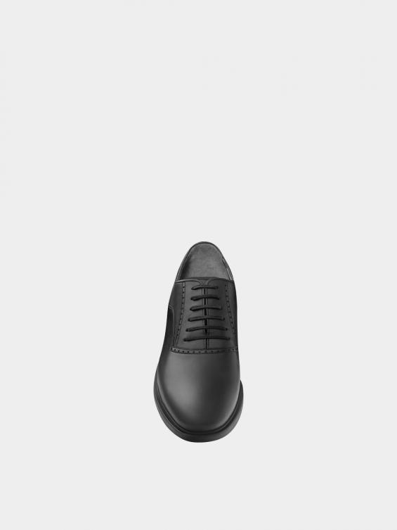 کفش کلاسیک مردانه 1430 MS2832 مشکی نمای جلو