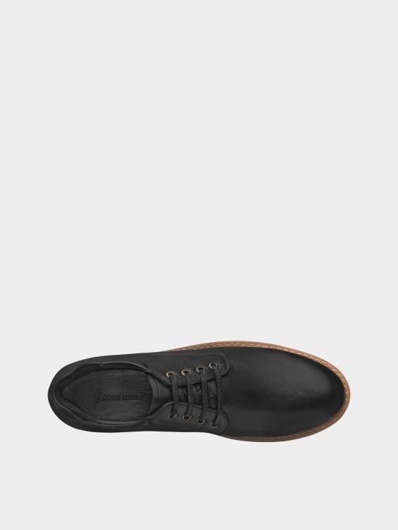 کفش اسپورت مردانه 1433 MS2835 مشکی نمای داخل
