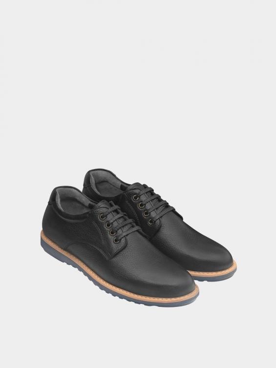 کفش اسپورت مردانه 1433 MS2835 مشکی نمای جفت