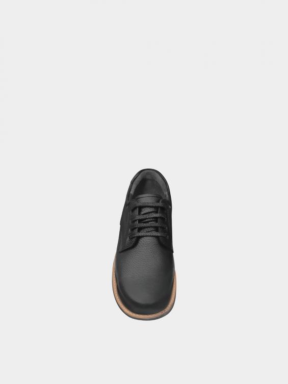کفش اسپورت مردانه 1433 MS2835 مشکی نمای جلو