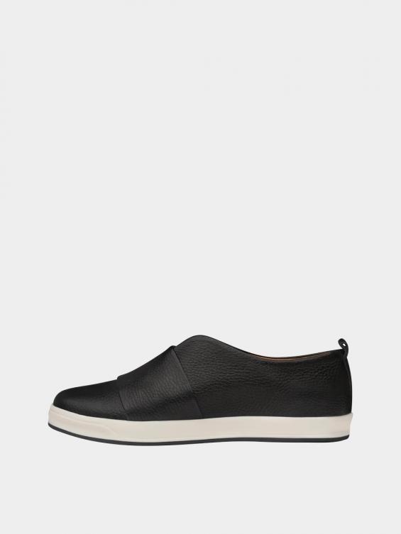 کفش اسپورت زنانه 872 WS3079 مشکی چپ