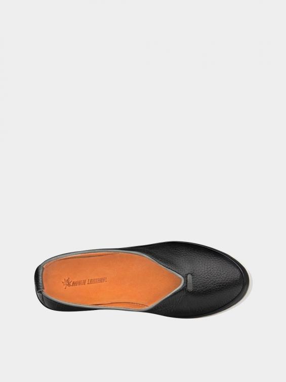 کفش اسپورت زنانه 5503 WS3121 مشکی نمای داخل