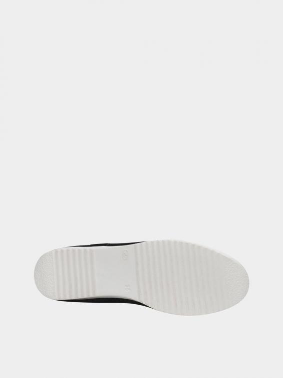 کفش اسپورت زنانه 5503 WS3121 مشکی نمای زیره