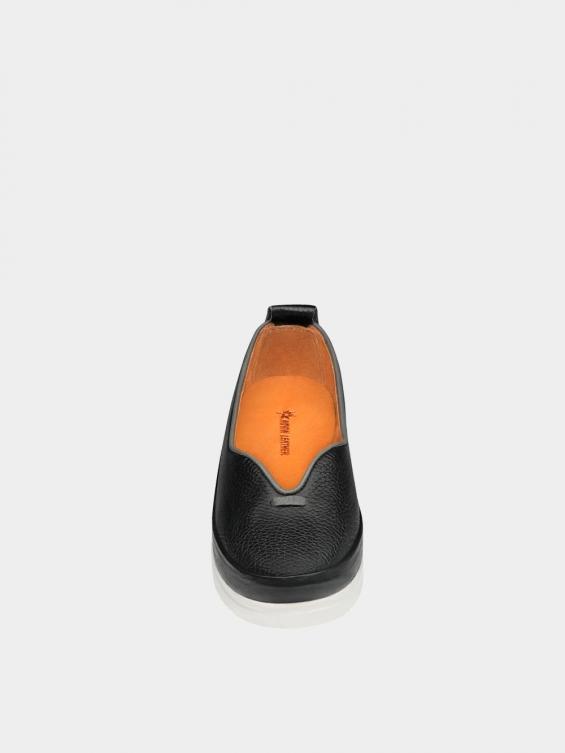 کفش اسپورت زنانه 5503 WS3121 مشکی نمای جلو