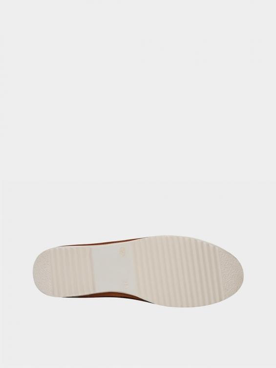 کفش اسپورت زنانه 5503 WS3121 عسلی نمای زیره