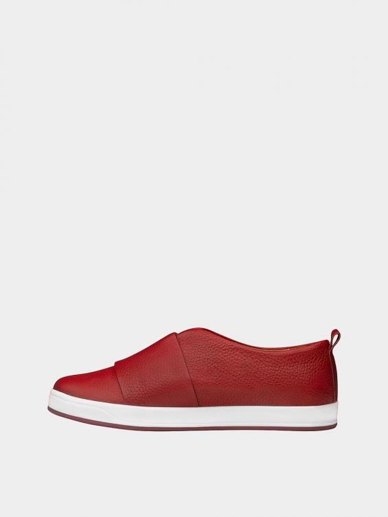 کفش اسپورت زنانه 872 WS3079 قرمز چپ