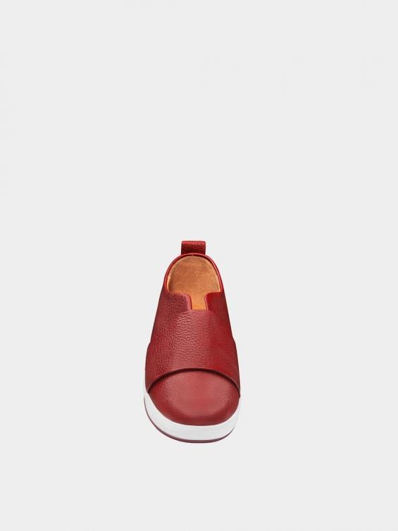 کفش اسپورت زنانه 872 WS3079 قرمز نمای جلو