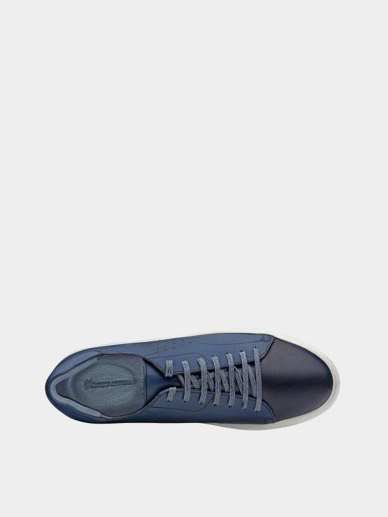 کفش اسپورت مردانه 6014 MS2514 سرمه ای نمای داخل