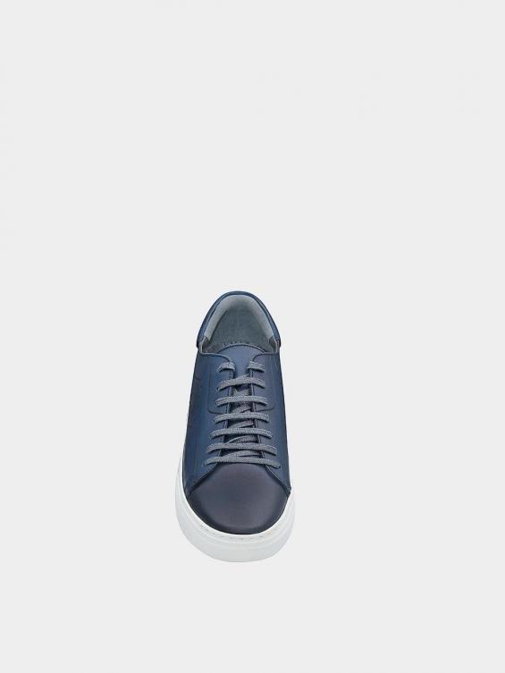 کفش اسپورت مردانه 6014 MS2514 سرمه ای نمای جلو
