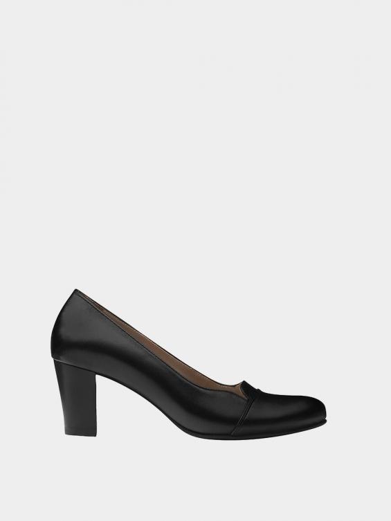 کفش مجلسی زنانه 9007 WS3110 مشکی راست