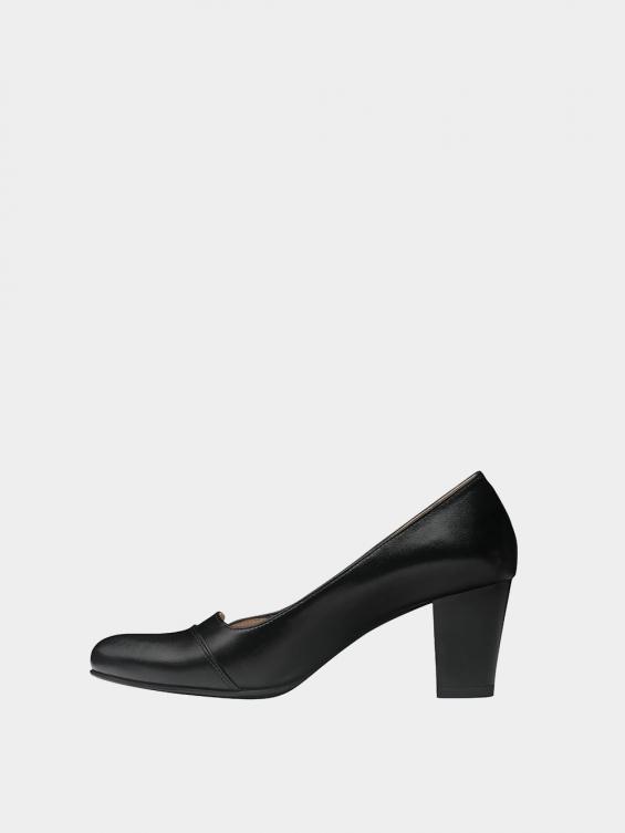 کفش مجلسی زنانه 9007 WS3110 مشکی چپ