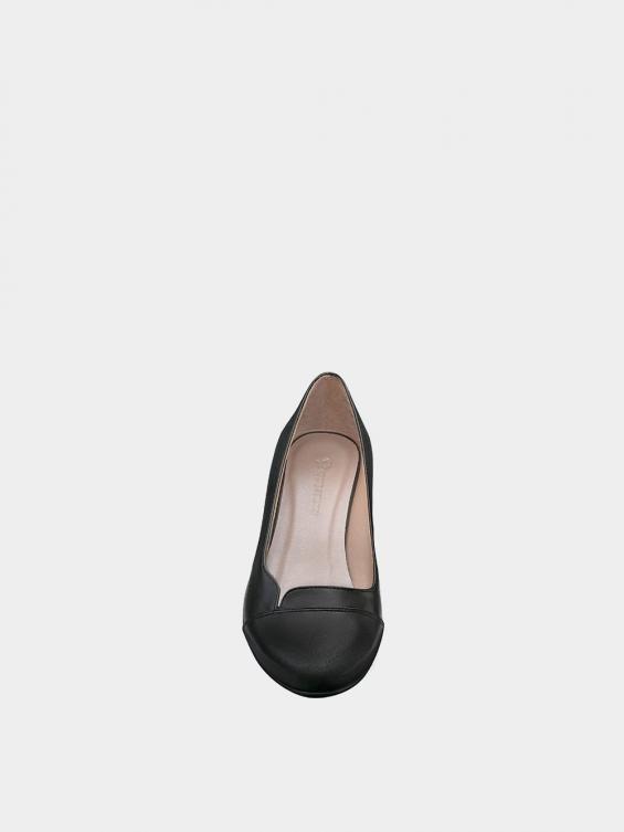 کفش مجلسی زنانه 9007 WS3110 مشکی جلو