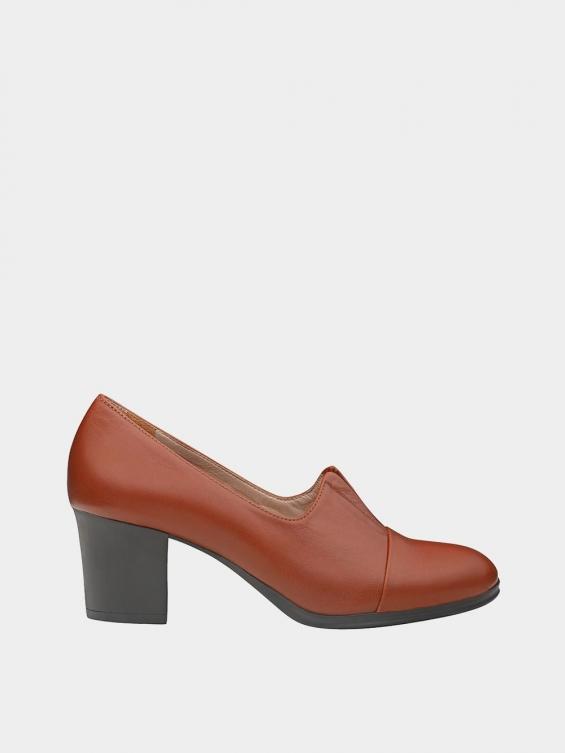 کفش مجلسی زنانه 9002 WS3016 عسلی
