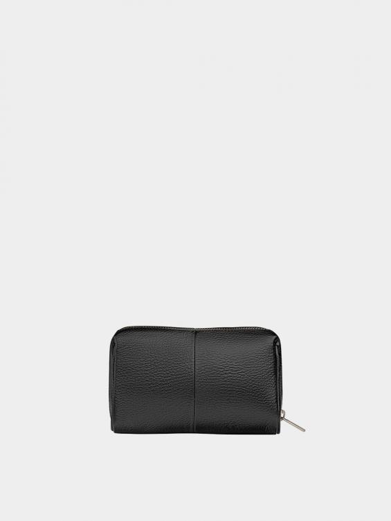 کیف آرایشی آیناز CBX0319 مشکی نمای پشت