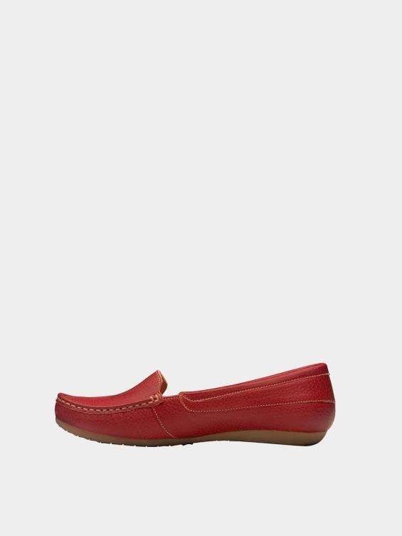 کفش کالج زنانه درنا WS2805 قرمز