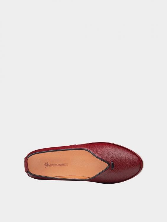 کفش اسپورت زنانه 5503 WS3121 زرشکی