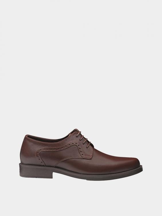 کفش کلاسیک مردانه 1063 MS2186 قهوه ای