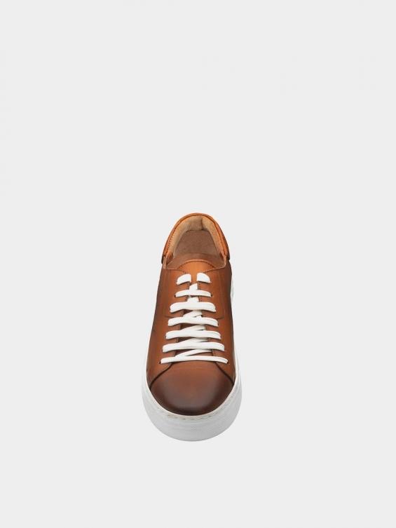 کفش اسپورت مردانه 6014 MS2514 عسلی