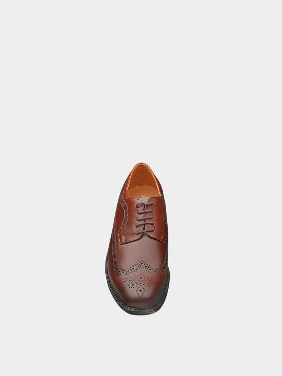 کفش کلاسیک مردانه MS2345 775 عسلی