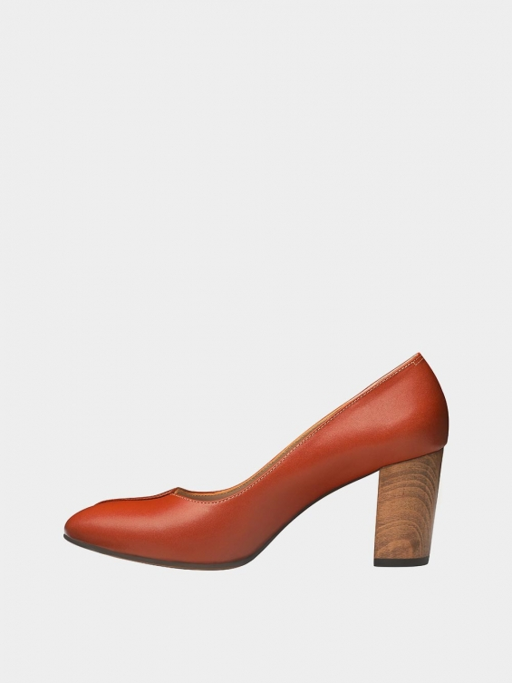 کفش مجلسی زنانه 1347 WS3219 عسلی