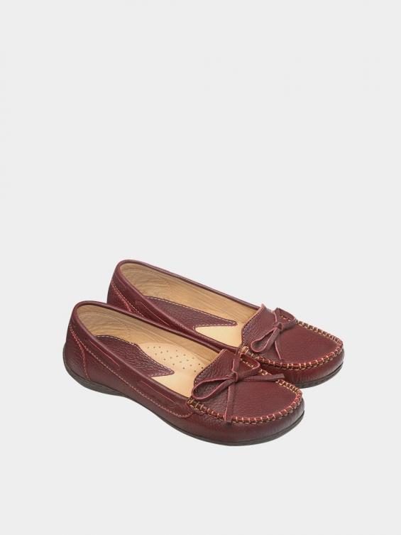 کفش زنانه گیلنار WS1807 زرشکی