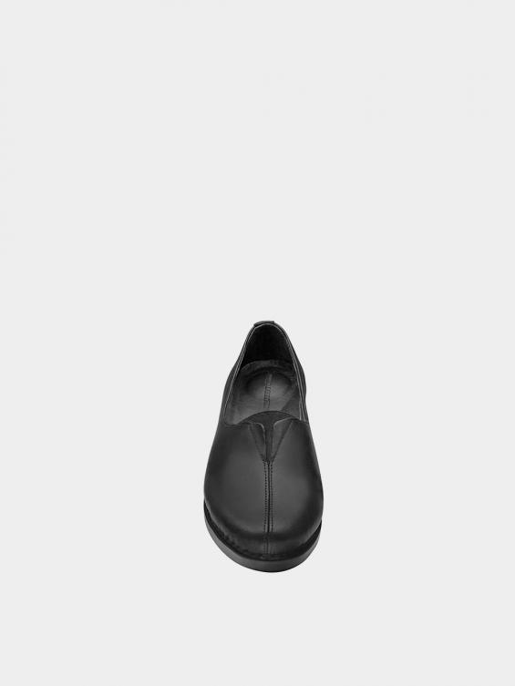 کفش زنانه 1455 WS3313 مشکی نمای جلو