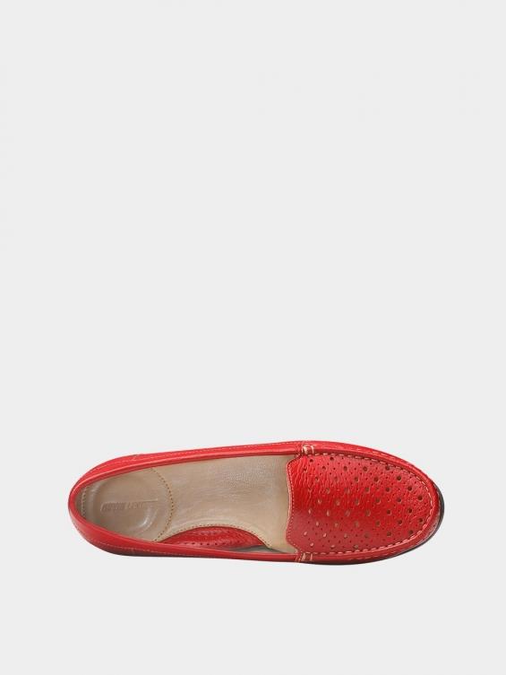 کفش کالج زنانه ریما WS3242  قرمز نمای داخل