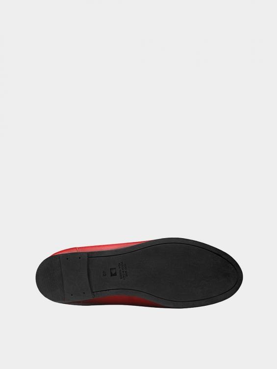 کفش کالج زنانه ریما WS3242  قرمز زیره