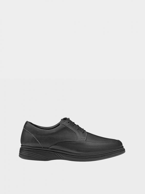 کفش کلاسیک مردانه 6224 بندی MS2772 مشکی