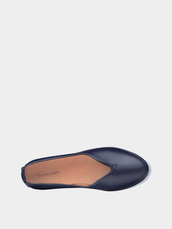 کفش اسپورت زنانه 5503 WS3121 سرمه ای