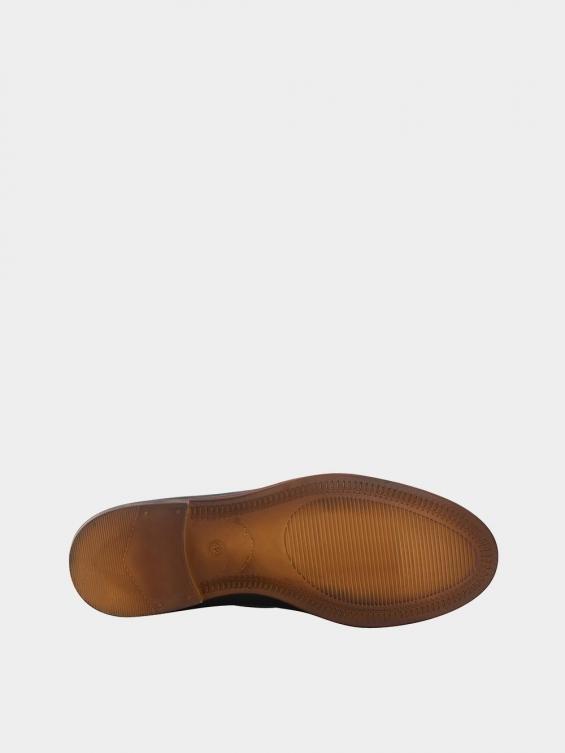 کفش کالج مردانه 61709 MS2620 زرشکی