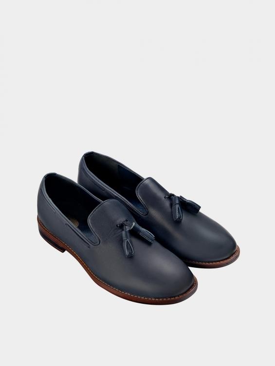 کفش کالج مردانه 61709 MS2620 سرمه ای