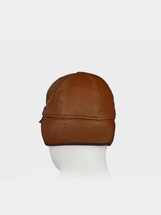 کلاه مردانه 3119 HT857 عسلی