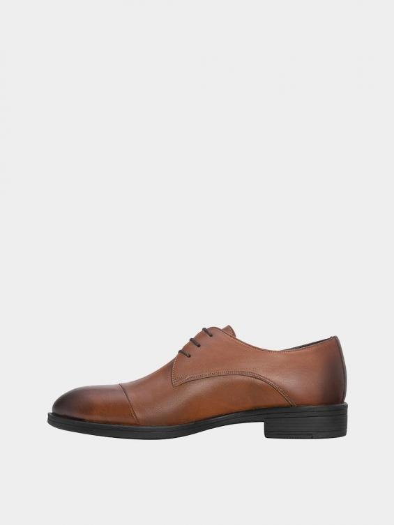 کفش کلاسیک مردانه 7018 MS2518 عسلی