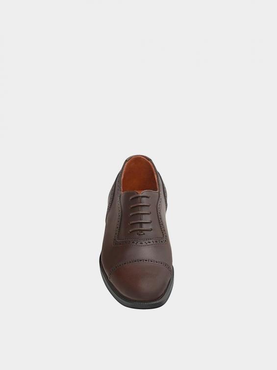 کفش کلاسیک مردانه 0201 MS2768 قهوه ای
