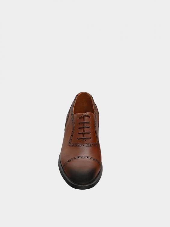 کفش کلاسیک مردانه 0201 MS2768 عسلی