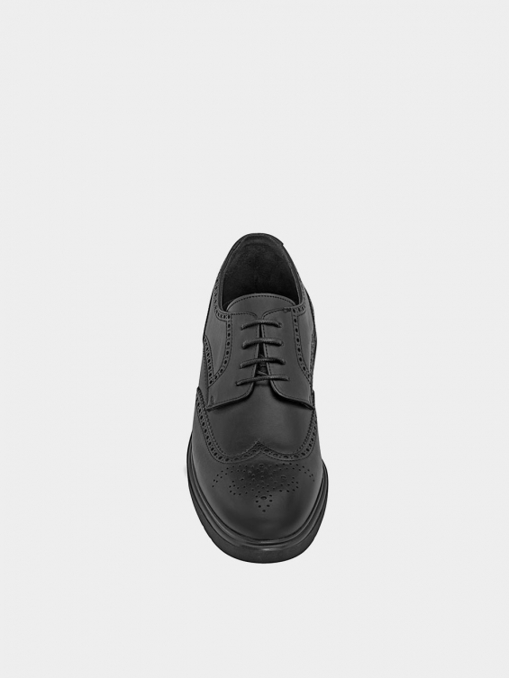 کفش کلاسیک مردانه بندی 6222 MS2771 مشکی