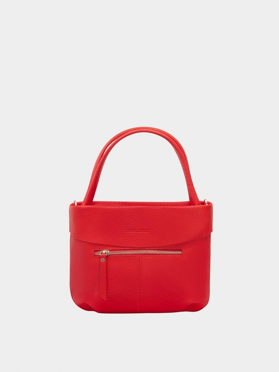 کیف دوشی زنانه 0139 LHB4594 قرمز