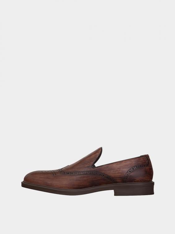 کفش کلاسیک مردانه 9946 MS2861 قهوه ای