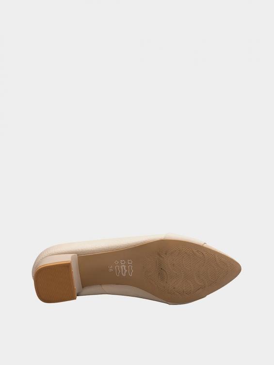 کفش مجلسی زنانه 360 WS3099 شیری