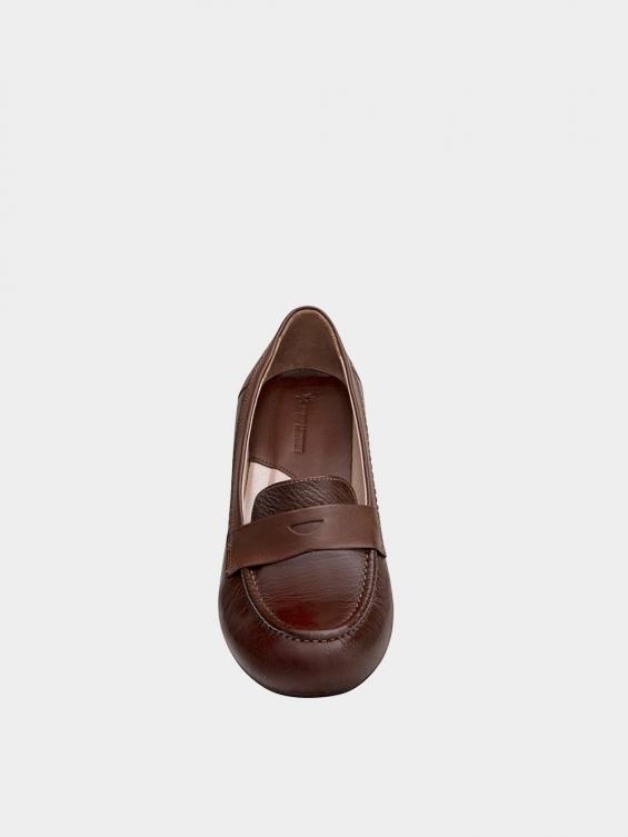 کفش مجلسی زنانه 363 WS3108 قهوه ای