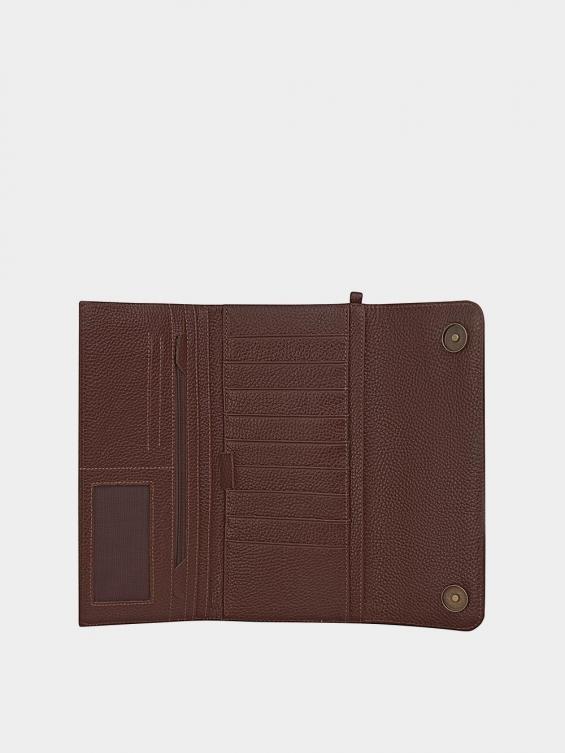 کیف پاسپورتی سپهر فلوتر WB3692 قهوه ای