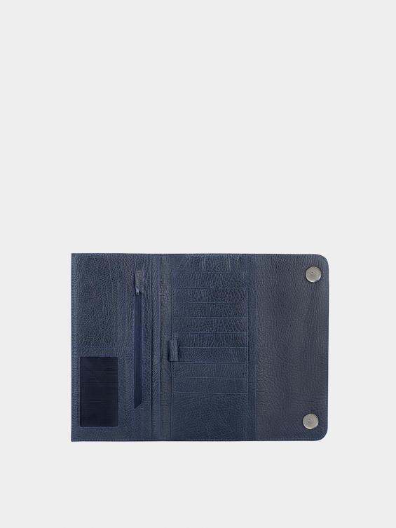 کیف پاسپورتی سپهر فلوتر WB3692 سرمه ای