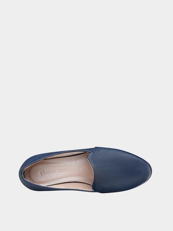 کفش کالج زنانه 9008 WS3112 سرمه ای