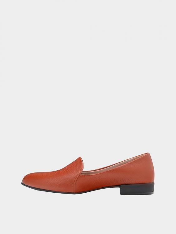 کفش کالج زنانه 9008 WS3112 عسلی