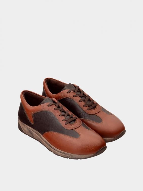 کفش اسپورت مردانه 1419 MS2837 عسلی