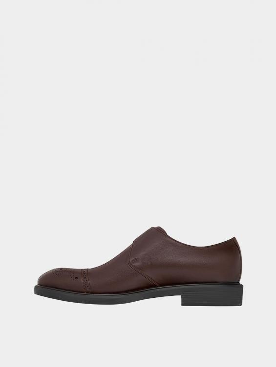 کفش کلاسیک مردانه 9962 MS2876 قهوه ای