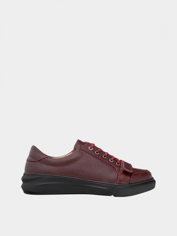 کفش اسپورت زنانه 1354 WS3221 زرشکی