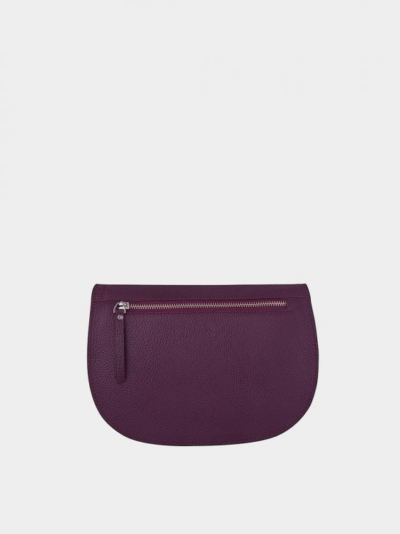 کیف دوشی زنانه 1018-1 LHB4700 بنفش