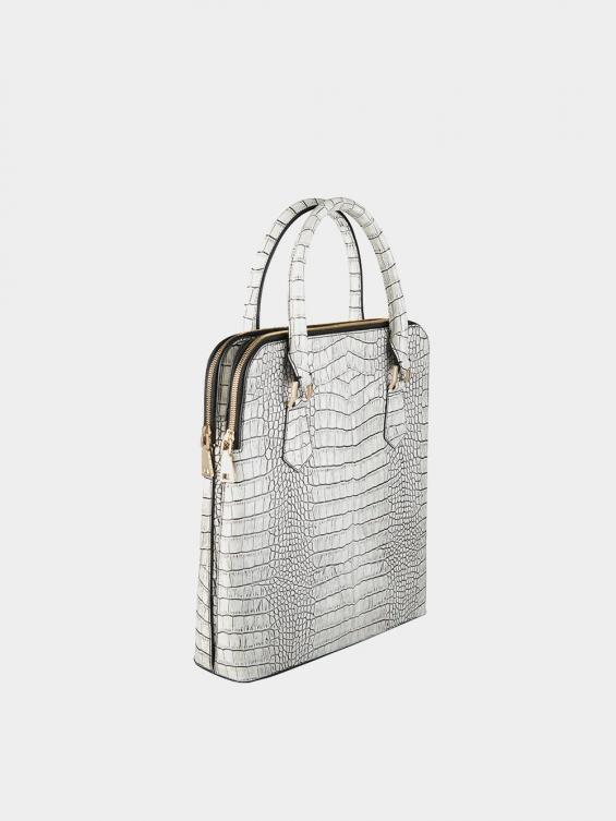 کیف دوشی روژیار LHB4858 سفید